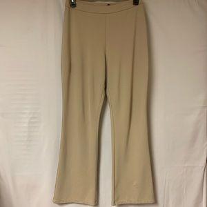 New York & Co Dress Pants Tan Stretch